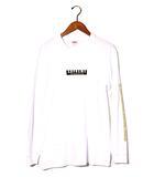 シュプリーム SUPREME 2018AW SUPREME シュプリーム 1994 LS Tee 長袖 ロンTシャツ M White 白/●