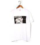 シュプリーム SUPREME 未使用品 2019SS SUPREME シュプリーム Dcacula Tee ドラキュラ フォト Tシャツ M White 白/●