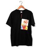 シュプリーム SUPREME 未使用品 2019SS SUPREME シュプリーム Sekintani La Norihiro Tee プリント Tシャツ M Black 黒/●