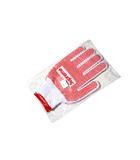 シュプリーム SUPREME 未使用品 2018SS SUPREME シュプリーム Grip Work Gloves 軍手 手袋 F White Red/●
