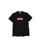 シュプリーム SUPREME 2017SS SUPREME × COMME des GARCONS SHIRT シュプリーム コムデギャルソン Box Logo Tee ボックスロゴ Tシャツ M Black 黒/●