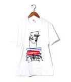 シュプリーム SUPREME 未使用品 2019SS SUPREME シュプリーム Jean Paul Gaultier Tee ジャポールゴルチエ グラフィック Box Logo Tシャツ M White 白/●