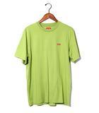 シュプリーム SUPREME 2019SS SUPREME シュプリーム Small Box Logo Tee スモールボックスロゴ Tシャツ M Lime/●