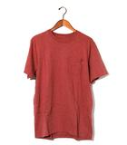シュプリーム SUPREME 2016AW SUPREME シュプリーム Pocket S/S Tee ポケット Tシャツ L Brick/●
