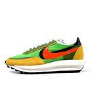 ナイキ NIKE 未使用品 Sacai x Nike サカイ ナイキ LDV Waffle LDワッフル BV0073-300 Green Gusto/Safety Orange US10 28cm/●
