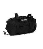 シュプリーム SUPREME 未使用品 2019AW SUPREME シュプリーム Waist Bag ウエストバッグ Black 黒/●
