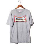 シュプリーム SUPREME 2009SS SUPREME シュプリーム Pedro Bell Funkadelic Tシャツ L Grey 灰/●