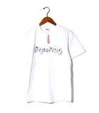 シュプリーム SUPREME 未使用品 2019AW SUPREME シュプリーム Smoke Tee スモーク Tシャツ Small White 白/●