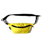 バッグジャック BAGJACK OVERRIVER × bagjack オーバーリバー バッグジャック 別注 hipbag waist bag ヒップバッグ ウエストバッグ イエロー /◆