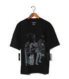 ナイキ NIKE 未使用品 NIKE × TRAVIS SCOTT ナイキ トラヴィススコット M J NRG TS TEE Tシャツ XS CJ9059-010 ブラック/●
