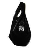 ワイスリー Y-3 2018AW Y-3 ワイスリー DQ0630 MESSENGER BAG メッセンジャーバッグ クロスボディバッグ ショルダーバッグ BLACK 黒/●