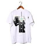 サカイ sacai XL 未使用品 2019AW NIKE × SACAI ナイキ サカイ NikeLab W Nrg Ga Tee Ni-12 ハイブリッドTシャツ 再構築 白 CD6310-100/●