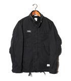ベドウィン BEDWIN BEDWIN ベドウィン M-65 FIELD JKT FADED GORDON フィールドジャケット 3 BLACK ブラック 秋冬 /◆