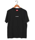 シュプリーム SUPREME 未使用品 2019AW SUPREME シュプリーム Internationale S/S Top インターナショナル 半袖 Tシャツ S Black 黒/●