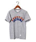 シュプリーム SUPREME 2017SS SUPREME シュプリーム Curve Logo Tee アーチロゴ Tシャツ S Grey 灰/●