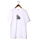 シュプリーム SUPREME 2019AW SUPREME シュプリーム Eat Me Tee Tシャツ L White 白/●