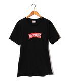 シュプリーム SUPREME 2017SS SUPREME × COMME des GARCONS SHIRT シュプリーム コムデギャルソン Box Logo Tee ボックスロゴ Tシャツ L Black 黒/●