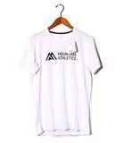 ザノースフェイス THE NORTH FACE 未使用品 THE NORTH FACE ザ・ノースフェイス S/S AMPERE MA CREW アンペアMAクルー Tシャツ XL W NT11895/●