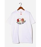 シュプリーム SUPREME 未使用品 2019SS SUPREME シュプリーム It Gets Better Every Time Tee プリント Tシャツ M White/●