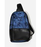 トゥミ TUMI TUMI トゥミ 798646DOP TAHOE Marshall Sling Backpack マーシャル・スリング ボディバッグ 青迷彩/●