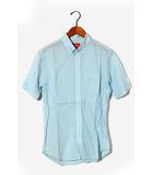 シュプリーム SUPREME 2013SS SUPREME シュプリーム Cruise Shirt ボタンダウン 半袖 クルーズシャツ S Light Blue/●