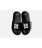 ダブルタップス WTAPS 未使用品 2020SS WTAPS ダブルタップス SLIDER FOOTWEAR. PVC シャワー サンダル M BLACK 黒/●