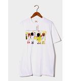 シュプリーム SUPREME 未使用品 2019SS SUPREME シュプリーム Kids Tee キッズ Tシャツ M White 白/●