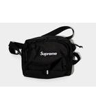 シュプリーム SUPREME 2019SS SUPREME シュプリーム Shoulder Bag ショルダーバッグ Black 黒/●