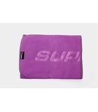 シュプリーム SUPREME 未使用品 2019AW SUPREME シュプリーム Polartec Scarf ポーラテックスカーフ ロゴ フリースマフラー Purple/●
