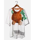 ダブレット doublet 2020SS doublet ダブレット CAPSULE TOY COMPRESSED T-SHIRT カプセルコレクション Tシャツ ONE MULTI/●