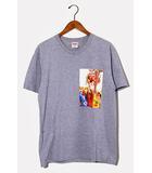 シュプリーム SUPREME 2019SS SUPREME シュプリーム Sekintani La Norihiro Tee フロント フォト プリント Tシャツ M Grey 灰/●