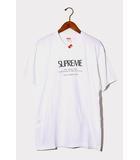 シュプリーム SUPREME 未使用品 2020SS SUPREME シュプリーム Anno Domini Tee アンノドミニ ロゴ プリント Tシャツ M White 白/●