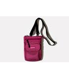 シュプリーム SUPREME 2019AW SUPREME シュプリーム Shoulder Bag ナイロン ショルダーバッグ ポーチ purple 紫/●