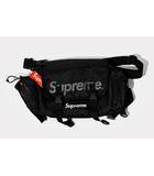 シュプリーム SUPREME 未使用品 2020SS SUPREME シュプリーム Waist Bag 2 ボックスロゴ ナイロンウエストバッグ Black 黒/●