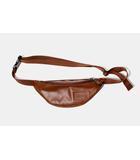イーストパック EASTPAK 未使用品 EASTPAK イーストパック EK07408N Springer Brownie Leather レザー ミニウエストバッグ ポーチ/●