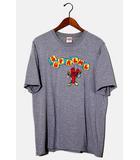 シュプリーム SUPREME 2019SS Supreme シュプリーム Dynamite Tee ダイナマイト 半袖Tシャツ M Gray グレー /●