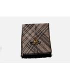 ヴィヴィアンウエストウッド Vivienne Westwood Vivienne Westwood ヴィヴィアンウエストウッド ウール オーブ刺繍 マフラー マルチカラー /◆☆