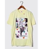シュプリーム SUPREME 未使用品 2020SS SUPREME シュプリーム Naomi Tee ナオミ フォト Tシャツ L Yellow 黄/●