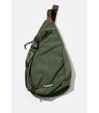 シュプリーム SUPREME 未使用品 2020AW SUPREME シュプリーム Sling Bag スリング バッグ ボディバッグ Olive/●