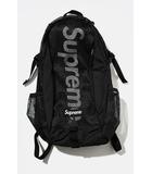 シュプリーム SUPREME 2020SS SUPREME シュプリーム Backpack バックパック ボックスロゴ メッシュ リュック Black 黒/●
