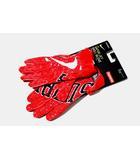 シュプリーム SUPREME 未使用品 2018AW Supreme × NIKE シュプリーム ナイキ vapor jet 4.0 Football Gloves フットボールグローブ 手袋 Small Red レッド /●