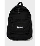 シュプリーム SUPREME 未使用品 2020AW SUPREME シュプリーム Canvas Backpack キャンバス バックパック リュック Black 黒/●