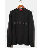 シュプリーム SUPREME 未使用品 2020AW Supreme シュプリーム Stone Washed Sweater ストーンウォッシュ セーター L BLACK ブラック /●