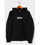 シュプリーム SUPREME 未使用品 2019AW SUPREME シュプリーム Bandana Box Logo Hooded Sweatshirt バンダナ ボックスロゴ フーデッドスウェットシャツ パーカー M BLACK ブラック /●