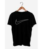 ナイキ NIKE NIKE ナイキ Superset スーパーセット 半袖 ロゴプリント Tシャツ スポーツウェア XL BLACK 黒色/◆