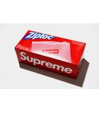 シュプリーム SUPREME 未使用品 2020SS SUPREME シュプリーム Ziploc Bags Box of 30 ジップロック クリア 30枚 /◆