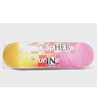 シュプリーム SUPREME 未使用品 2020AW SUPREME × ANTIHERO シュプリーム アンタイヒーロー Skateboard スケートボード デッキ Multi Pink/●