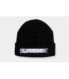 シュプリーム SUPREME 2020SS Supreme シュプリーム Motion Logo Beanie モーションロゴ ビーニー ニット帽 BLACK ブラック 黒 /●