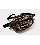 シュプリーム SUPREME 2020AW SUPREME シュプリーム Waist Bag Leopard ボディ ウエストバッグ レオパード ポーチ/●