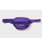 シュプリーム SUPREME 2018AW SUPREME シュプリーム Waist bag ウエストバッグ Purple/●